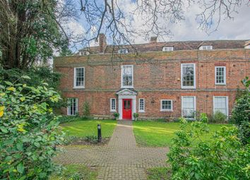 Thumbnail 2 bed flat for sale in The Red House, High Road, Broxbourne