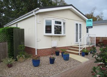 Thumbnail 2 bed mobile/park home for sale in Westgate Park (Ref 5742), Sleaford, Lincolnshire