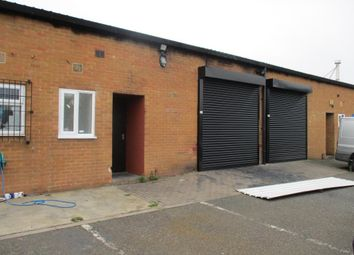 Thumbnail Light industrial to let in Rutherford Court, Corby