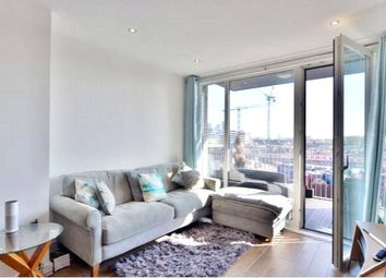 Thumbnail 1 bed flat to rent in Staith Court, 8 Nicholson Square, London