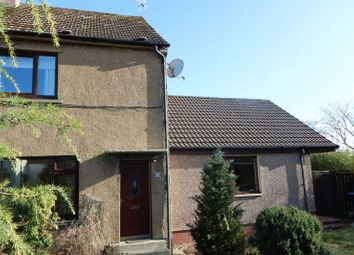 Thumbnail 3 bed semi-detached house for sale in Glen Road, Peebles
