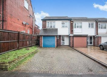 Thumbnail 3 bedroom end terrace house for sale in Hazelbury Crescent, Luton, Bedfordshire