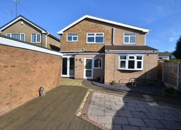 Thumbnail 4 bed detached house for sale in Sandgate Avenue, Mansfield Woodhouse, Mansfield