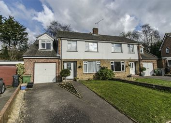 Thumbnail 4 bed semi-detached house for sale in Earls Close, Bishopstoke, Eastleigh, Hampshire