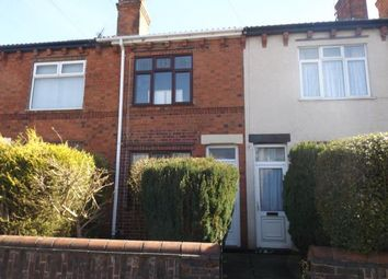 Thumbnail 2 bedroom terraced house for sale in Carnarvon Grove, Sutton-In-Ashfield, Nottinghamshire