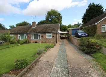 Thumbnail 2 bed bungalow to rent in Hillcrest Rd, Monmouth, Monmouthshire