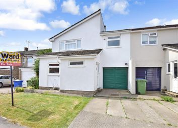 Thumbnail 3 bed end terrace house for sale in Granville Close, Faversham, Kent