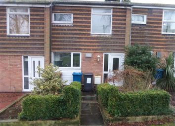 Thumbnail 2 bed terraced house to rent in Garrick Close, Lichfield