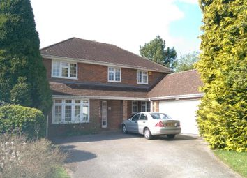 Thumbnail 4 bed detached house to rent in Clare Park, Amersham