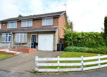 Thumbnail 3 bedroom semi-detached house for sale in Tollgate Close, Northfield, Birmingham