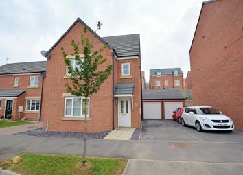 Thumbnail 4 bed detached house for sale in Sterling Way, Shildon
