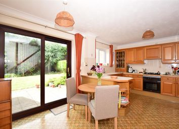 Thumbnail 3 bed link-detached house for sale in Button Lane, Bearsted, Maidstone, Kent