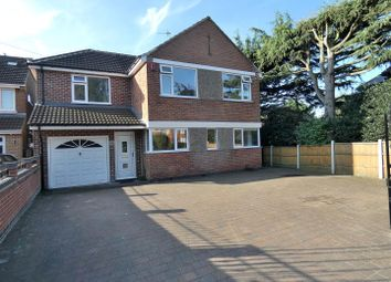 5 bed detached house for sale in Wilsthorpe Road, Breaston, Derby DE72