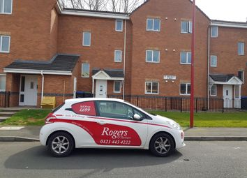 Thumbnail 2 bed flat for sale in Wolseley Street, Bordesley, Birmingham