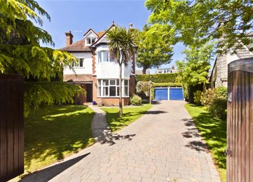 Thumbnail 5 bed detached house for sale in Blair Avenue, Lower Parkstone, Poole