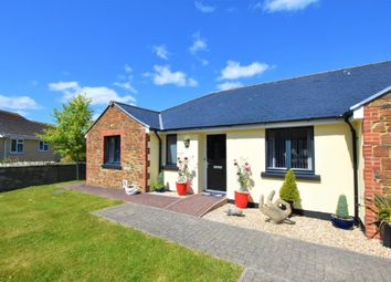 Thumbnail 3 bed bungalow for sale in Lamellion Court, Liskeard, Cornwall