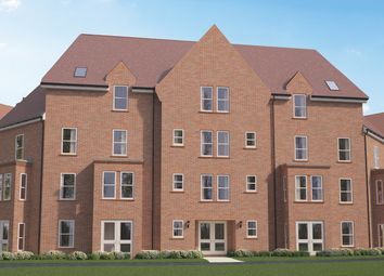 Thumbnail 2 bedroom flat for sale in Wyvern Way, Burgess Hill