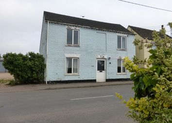Thumbnail 4 bed detached house for sale in School Road, Upwell, Wisbech