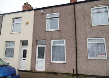 Thumbnail 2 bedroom terraced house for sale in Tennyson Street, Goole