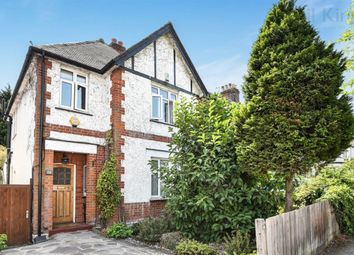 Thumbnail 3 bed detached house to rent in Glebelands Avenue, South Woodford