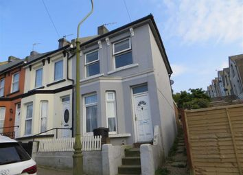 Thumbnail 2 bed terraced house for sale in Offa Road, Hastings, East Sussex