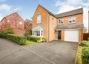 Thumbnail 4 bedroom detached house for sale in Charles Hayward Drive, Sedgley, Wolverhampton, West Midlands