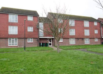 Thumbnail 1 bed flat for sale in Comper Close, Bewbush, Crawley