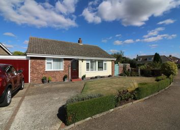 Thumbnail 3 bed detached bungalow for sale in Pearmain Road, Roydon, Diss