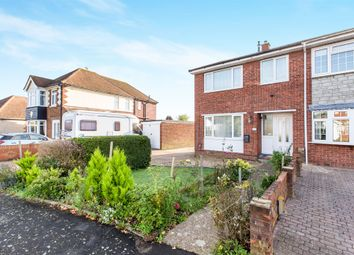 Thumbnail 3 bed end terrace house for sale in The Close, Portchester, Fareham