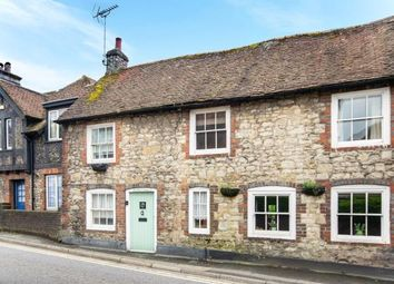 Thumbnail 1 bed terraced house for sale in Manleys Hill, Storrington, Pulborough, West Sussex