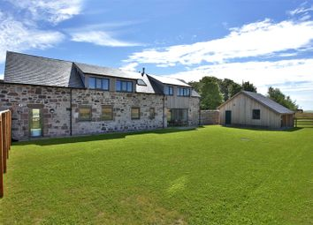 Thumbnail 4 bed semi-detached house for sale in Cotbank Of Barras, Stonehaven, Aberdeenshire