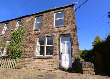 Thumbnail 3 bed terraced house for sale in Long Lane, Charlesworth, Glossop