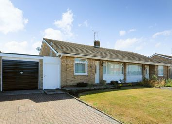 Thumbnail 3 bed semi-detached bungalow for sale in Windmill Road, Herne Bay