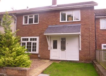 Thumbnail 3 bedroom terraced house to rent in Oaks Cross, Stevenage