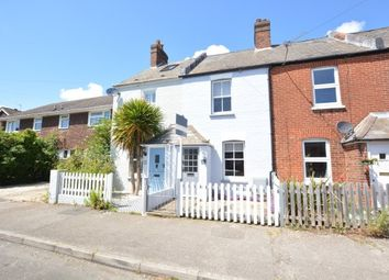 Thumbnail 2 bed terraced house to rent in Middle Road, Lymington