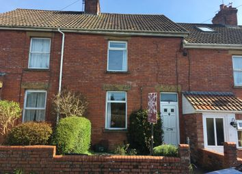 Thumbnail 2 bed terraced house to rent in Park Cottages, Crimchard