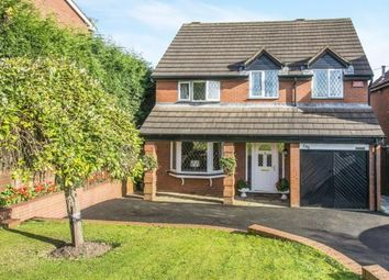 Thumbnail 4 bedroom detached house for sale in Aldridge Road, Streetly, Sutton Coldfield, West Midlands