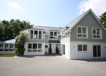 Thumbnail 4 bedroom detached house for sale in Birchwood Road, Parkstone, Poole