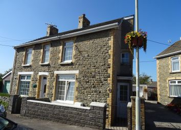 Thumbnail 2 bed semi-detached house for sale in Penprysg Road, Pencoed, Bridgend
