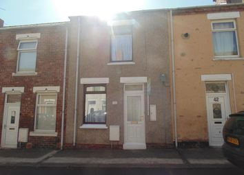 Thumbnail 2 bedroom terraced house to rent in Tenth Street, Blackhall Colliery, Hartlepool