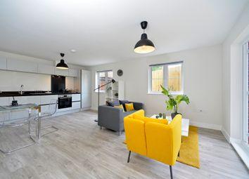 Thumbnail 1 bed flat for sale in 17 Owen Road, Farncombe