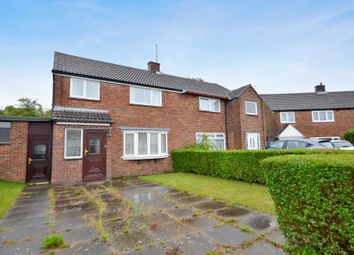 Thumbnail 3 bed semi-detached house for sale in Warwick Road, Bletchley, Milton Keynes