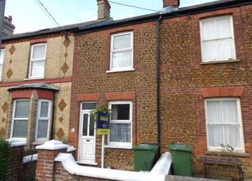 Thumbnail 2 bed terraced house for sale in Hunstanton, Norfolk