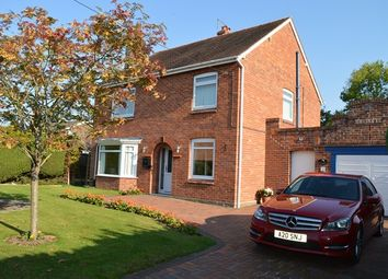 Thumbnail 4 bed detached house for sale in Moreton Street, Prees