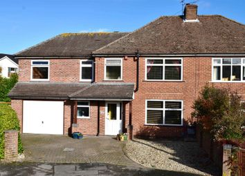 Thumbnail 4 bed property for sale in Paddock Road, Newbury