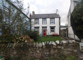 Thumbnail 3 bed semi-detached house for sale in Tanrallt, Caernarfon