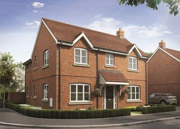 """Thumbnail 4 bed detached house for sale in """"The Foxford"""" at Ribston Close, Banbury"""