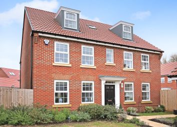Thumbnail 5 bed detached house for sale in Snell Mead, Devizes