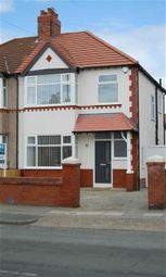 Thumbnail 3 bed property for sale in Manor Road, Crosby, Liverpool