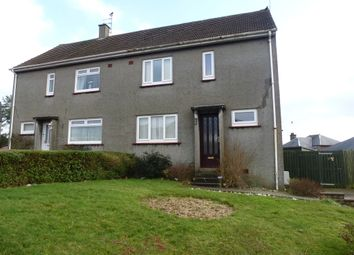 Thumbnail 3 bed semi-detached house for sale in Kincraig Crescent, Maybole